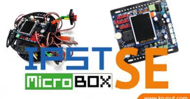 ซอฟต์แวร์สำหรับเขียนโปรแกรมควบคุม IPST-Microbox SE